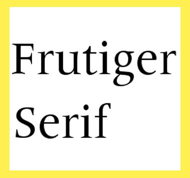 DOWNLOAD FRUTIGER-CN FONT