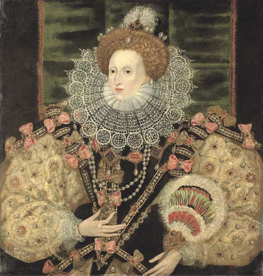 George Gower Elizabeth I Armada Variant