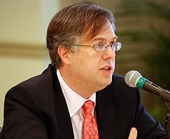 Michael Gerson Political speechwriter; columnist