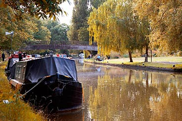 Grand Union Canal Berkhamsted