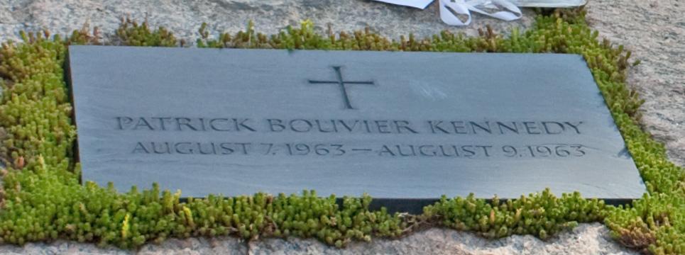 John Fitzgerald Kennedy Jr Grave