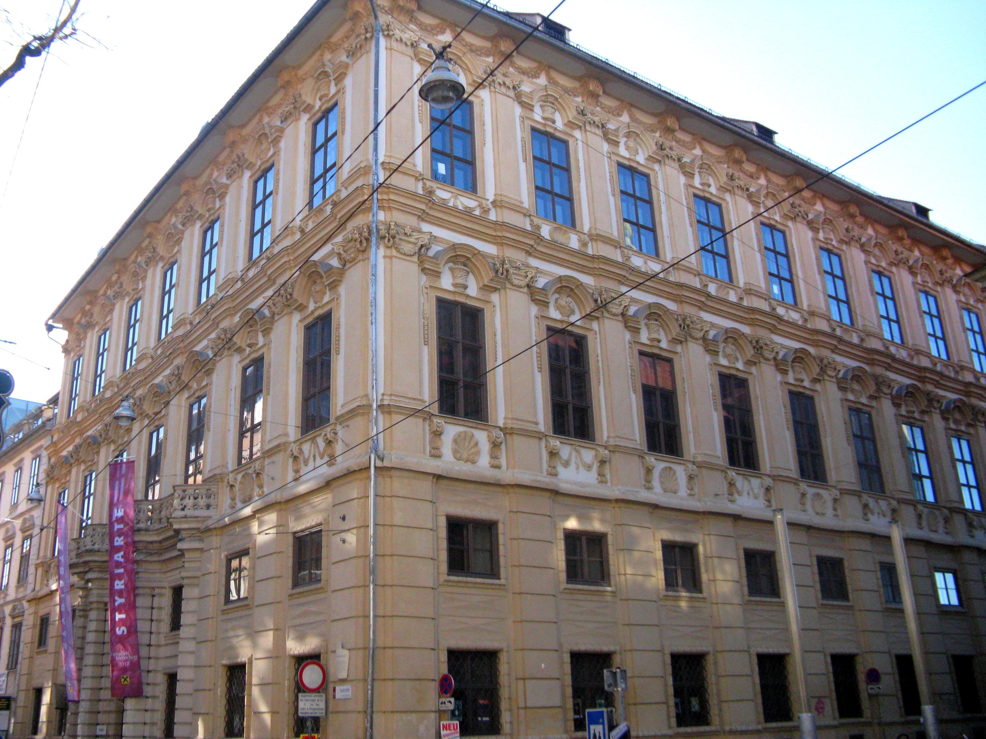 Palais Attems – Wikipedia