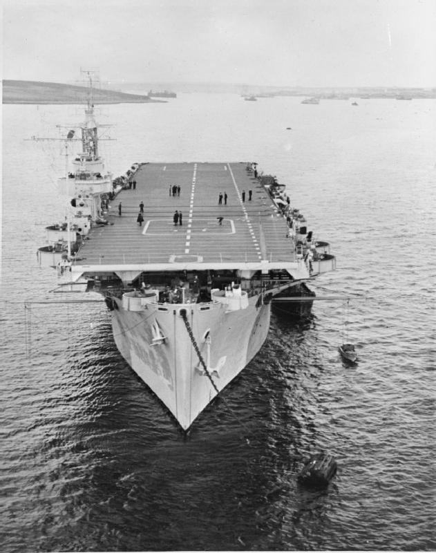 Royal Navy Ships >> HMS Queen (D19) - Wikipedia