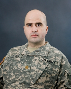 Hasan nidal - Beard row stops Fort Hood trial
