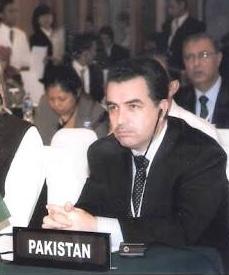 Humayun Khan Mandokhel Pakistani politician