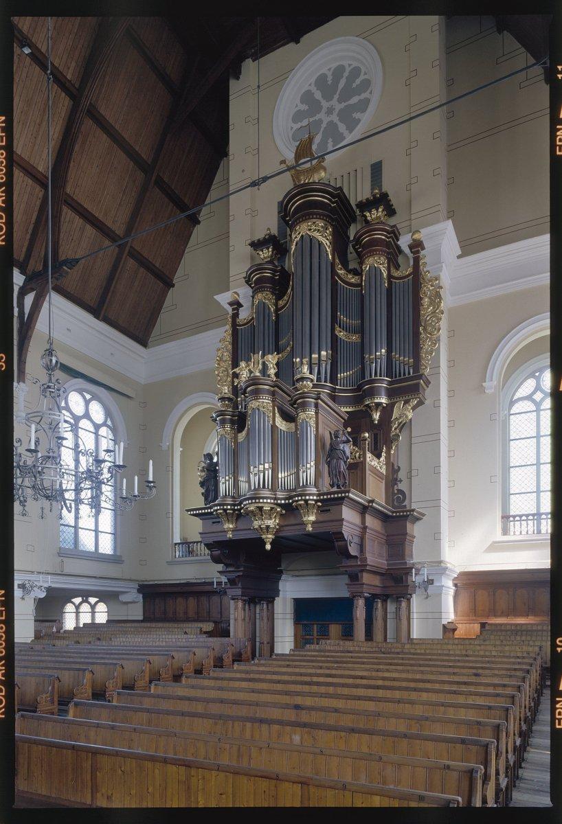 File interieur aanzicht orgel orgelnummer 772 katwijk for Interieur appartement aan zee