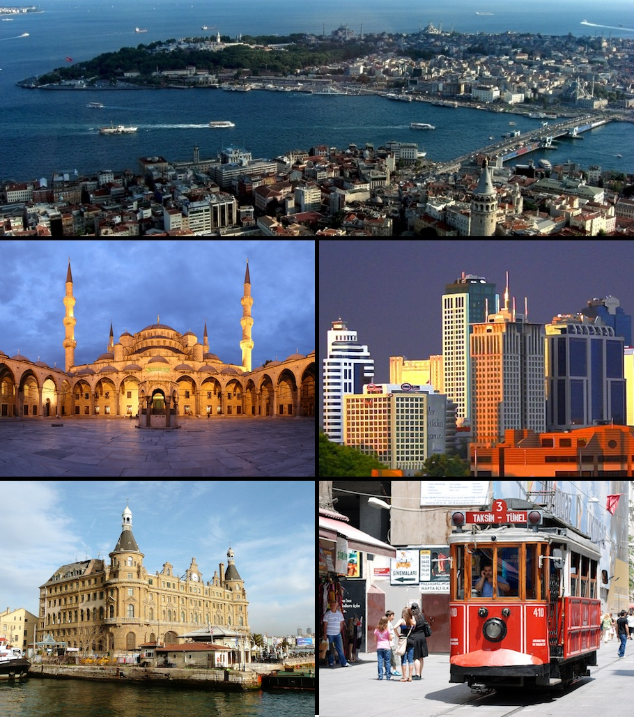 Photos of Istanbul