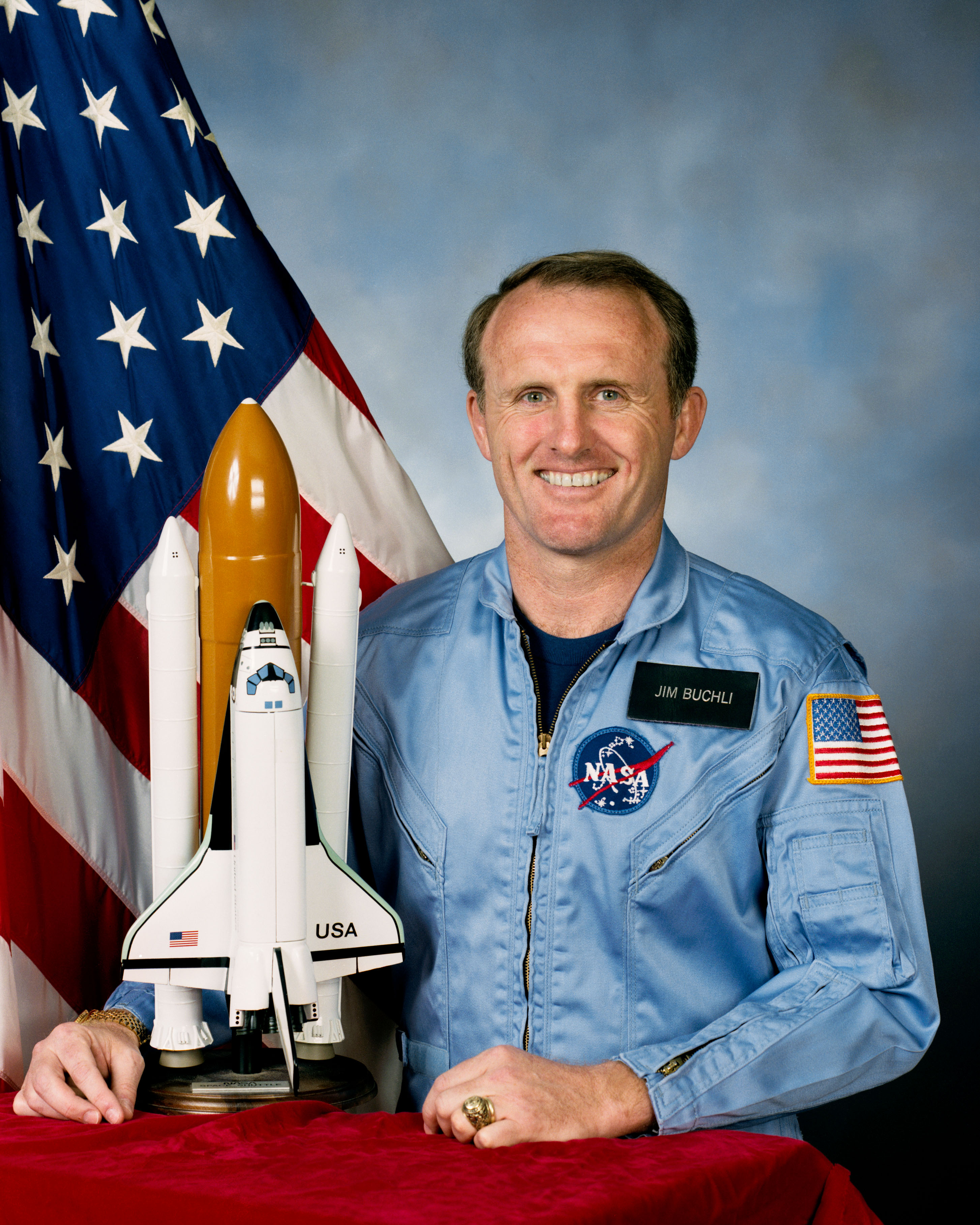 United States Marine Corps astronauts