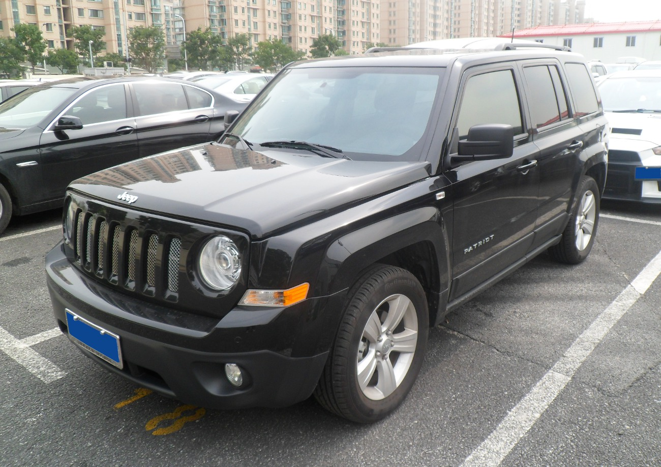 file:jeep patriot facelift china 2012-07-15 - wikimedia commons