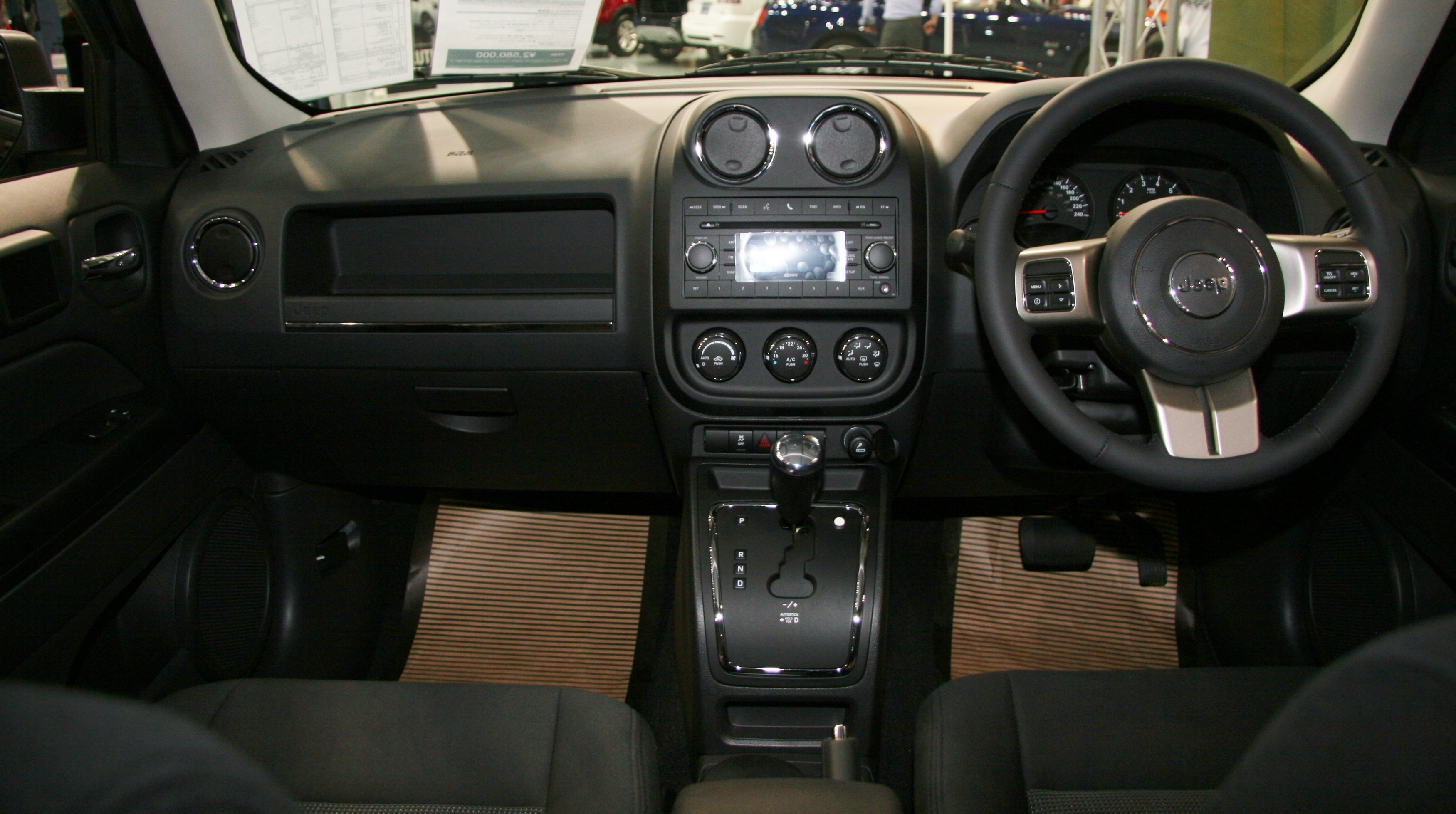File:Jeep Patriot Interior Nice Ideas