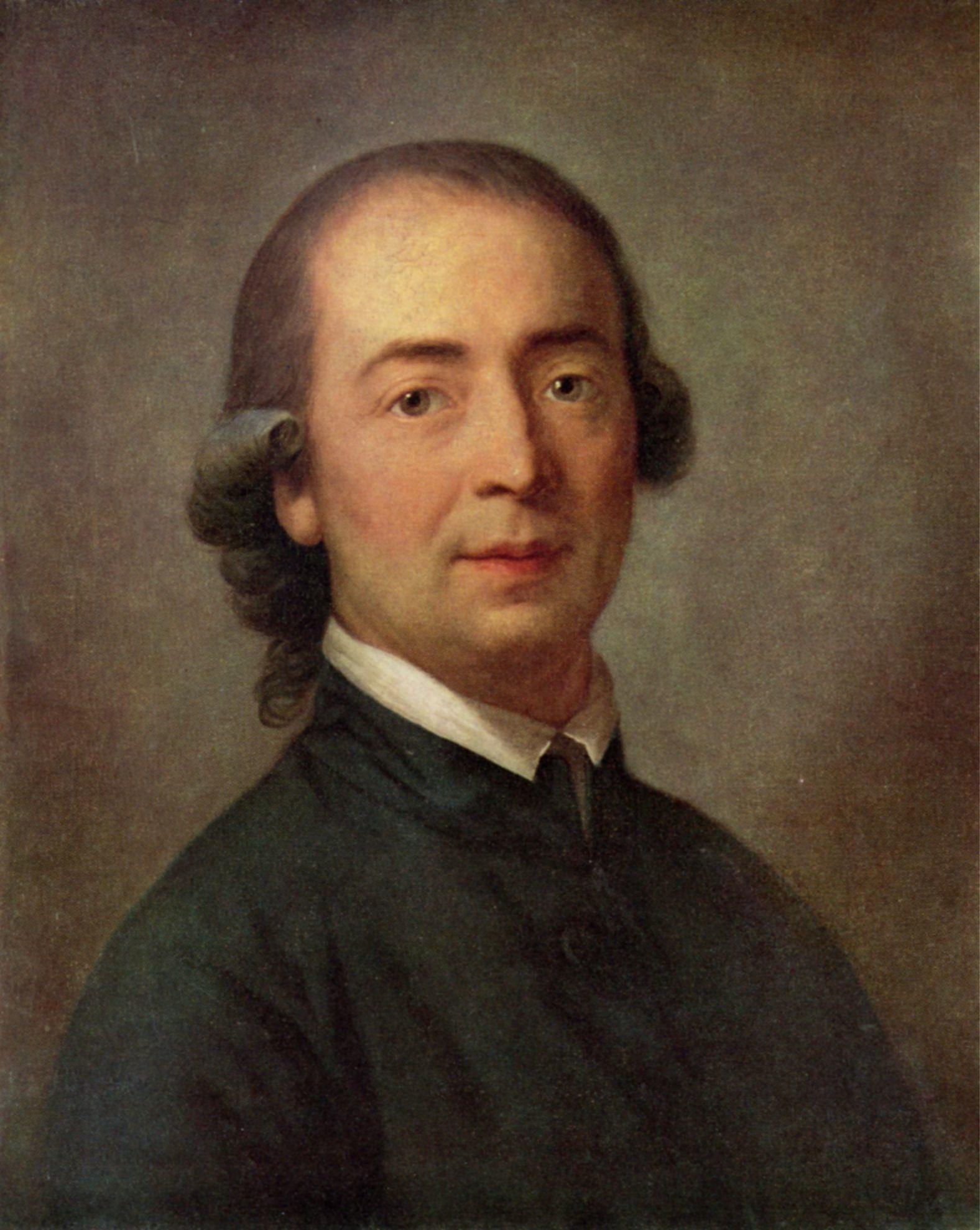 Johann Gottfried Herder (Gemälde von Anton Graff, 1785) – Public Domain.