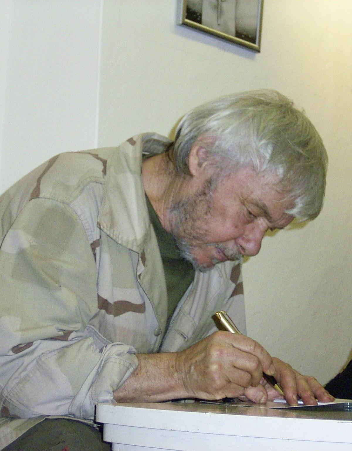 Kája Saudek in 2006
