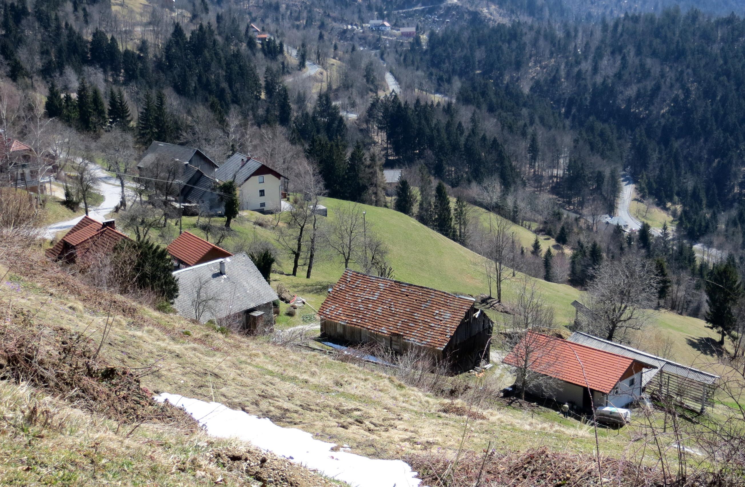 Камник словения фото