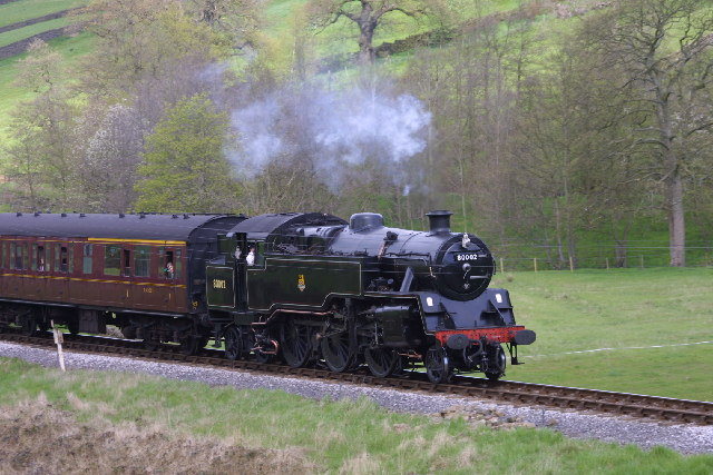 Keighley and Worth Valley Railway - geograph.org.uk - 53054