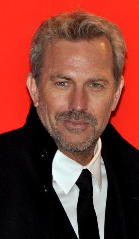 The 63-year old son of father William Costner and mother Sharon Rae, 185 cm tall Kevin Costner in 2018 photo