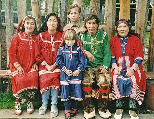 Rodzina Chantów