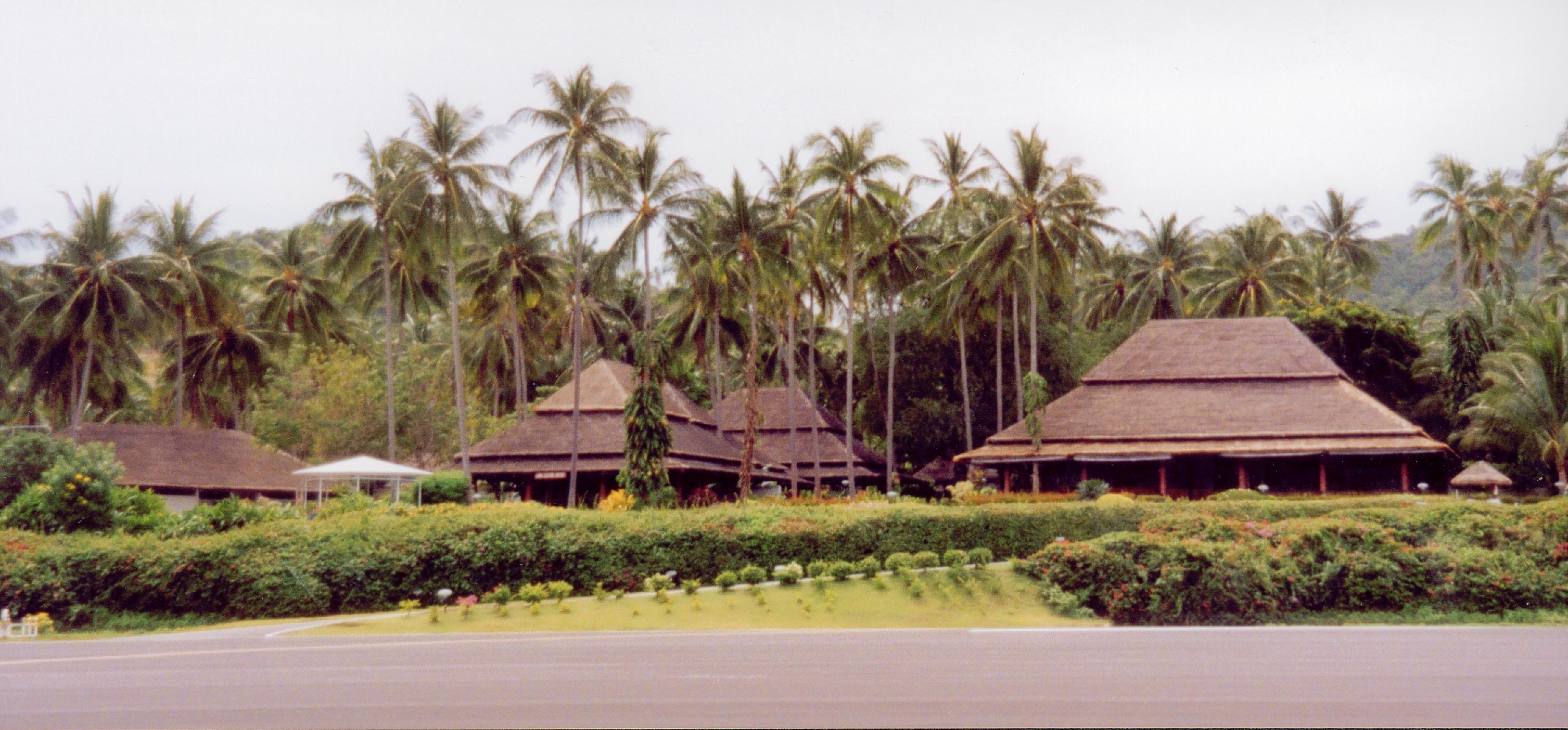 Aeroporto Koh Samui : File koh samui airport g wikimedia commons