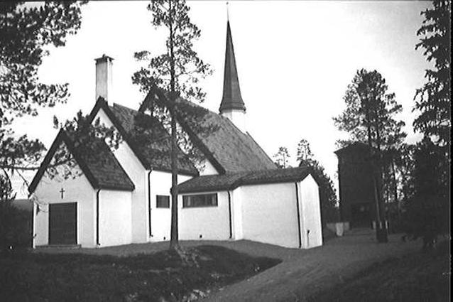 Kopperå Chapel