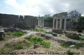 Kos archeological site