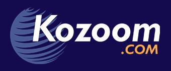 Kozoom logo Kozoom sẽ không phát sóng Worldcup Antalya 2020