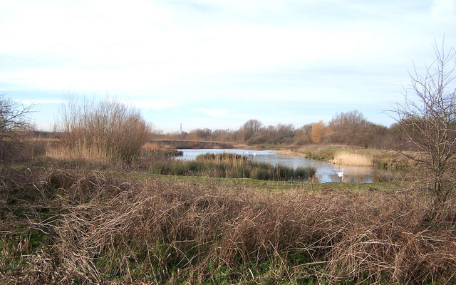 Leybourne Lakes Country Park - geograph.org.uk - 665697