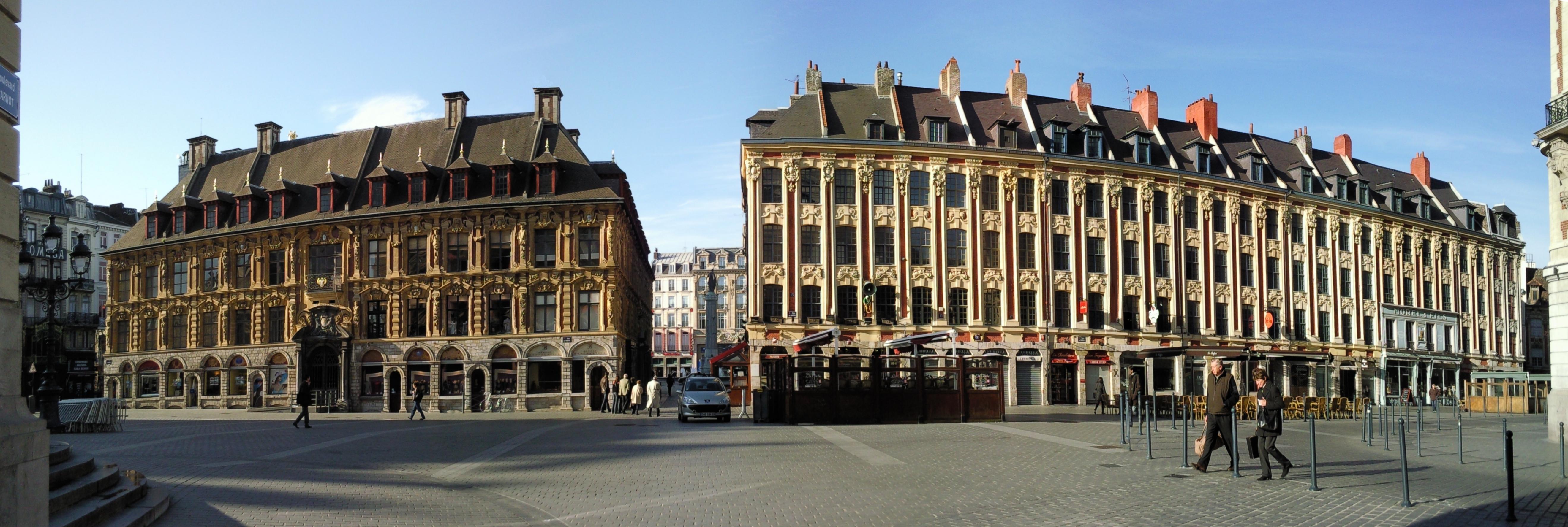 File:Lille place du théatre.jpg - Wikimedia Commons