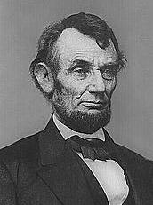 亚伯拉罕·林肯第16任美国总统(1861-1865)
