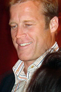 Mark Valley at the William S. Paley Television...