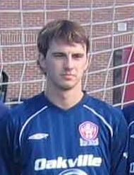 Marko Bedenikovic soccer player