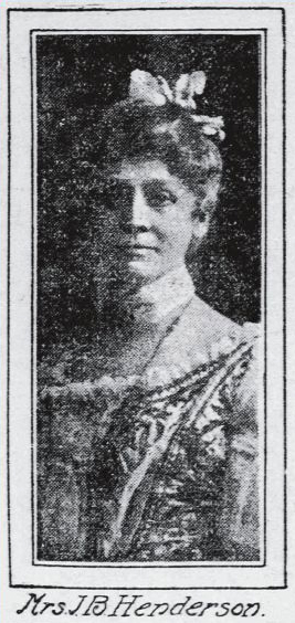 image of Mary Foote Henderson