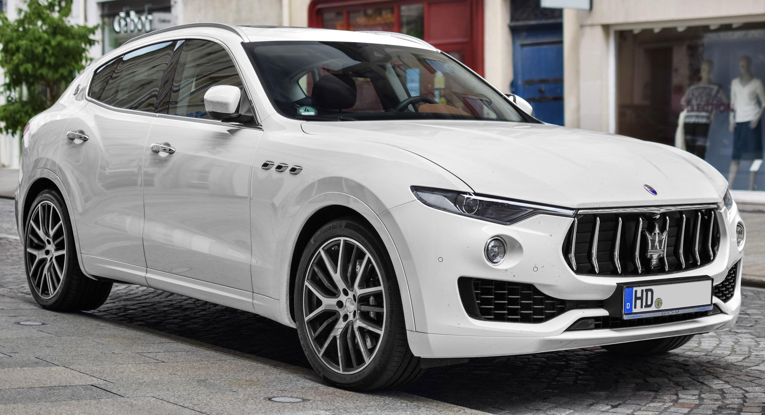 Maserati levante specifications
