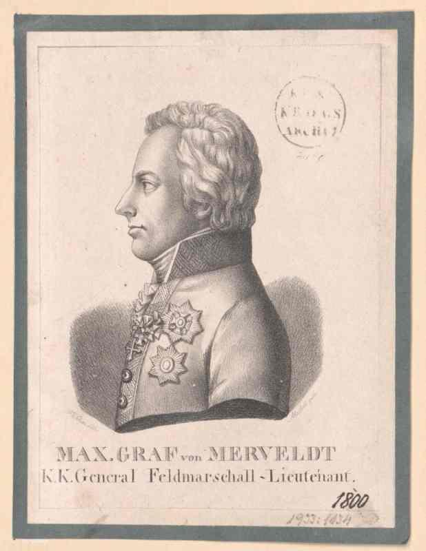 Maximilian, Count of Merveldt