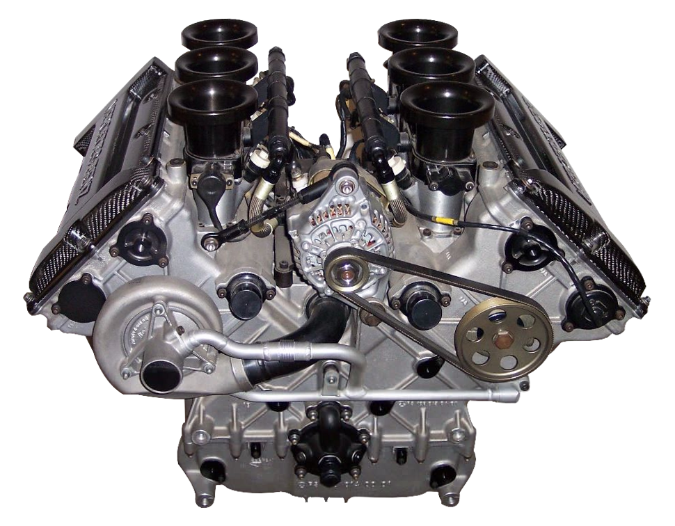 Alfa romeo v6 performance parts