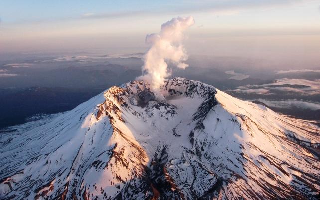 Monte Santa Helena - Wikipedia, la enciclopedia libre