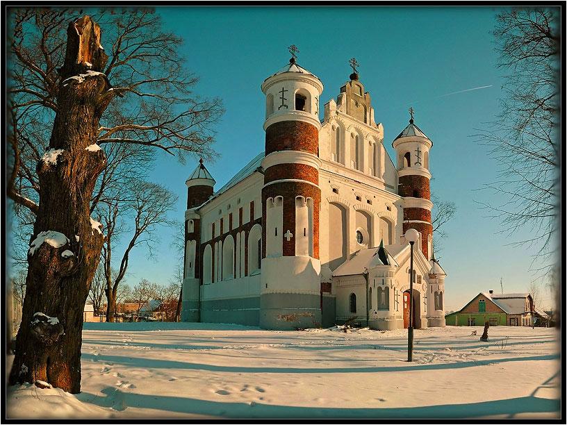 Мурованковская церковь