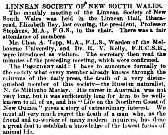 File:Myklukha-Maklai announce a death in LSofNSW.png