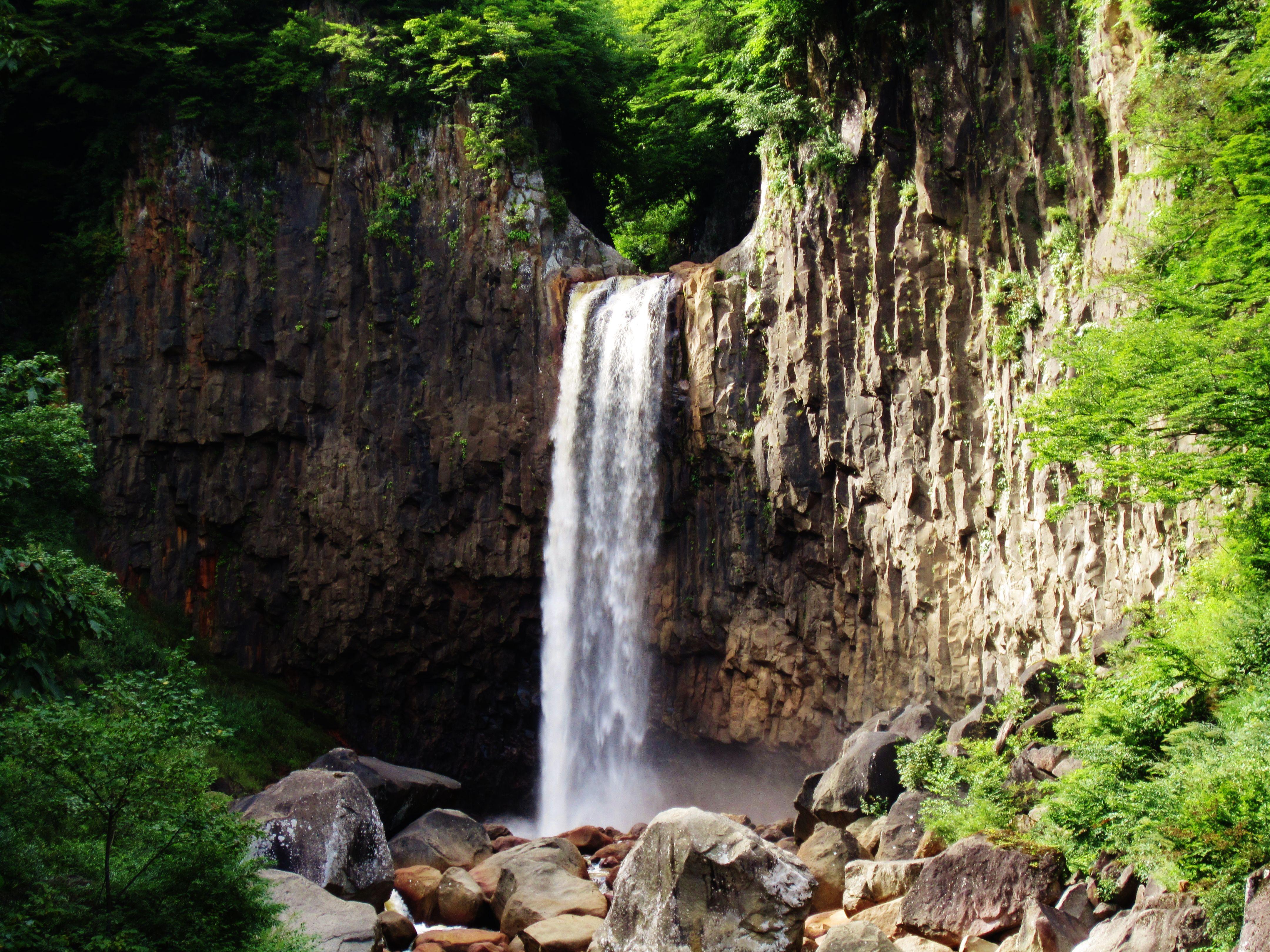 Naena Waterfalls