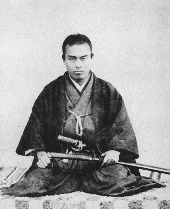 Nakaoka Shintaro 1866