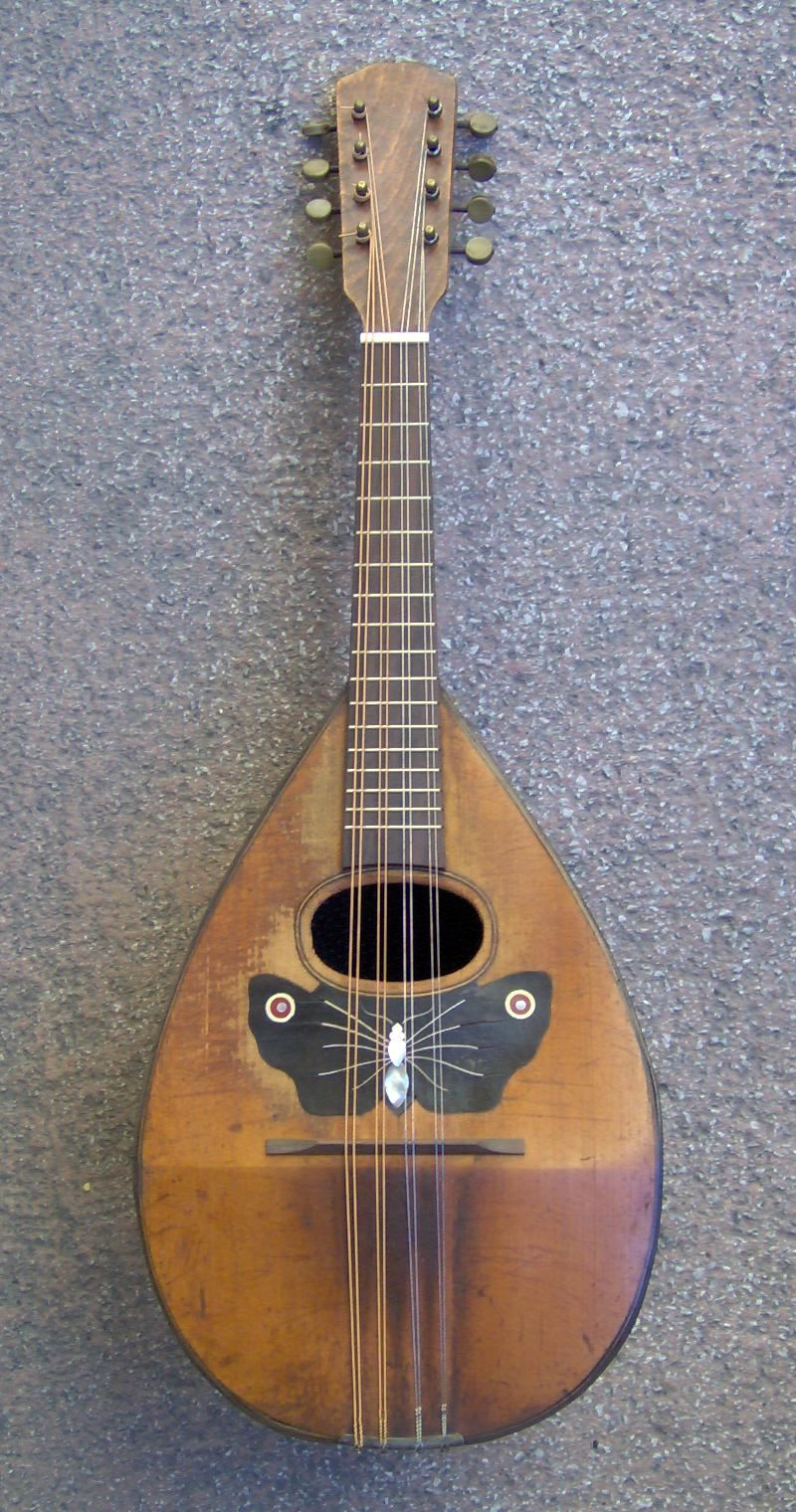 Gibson mandoline datant rencontre une fille 4 ans plus jeune