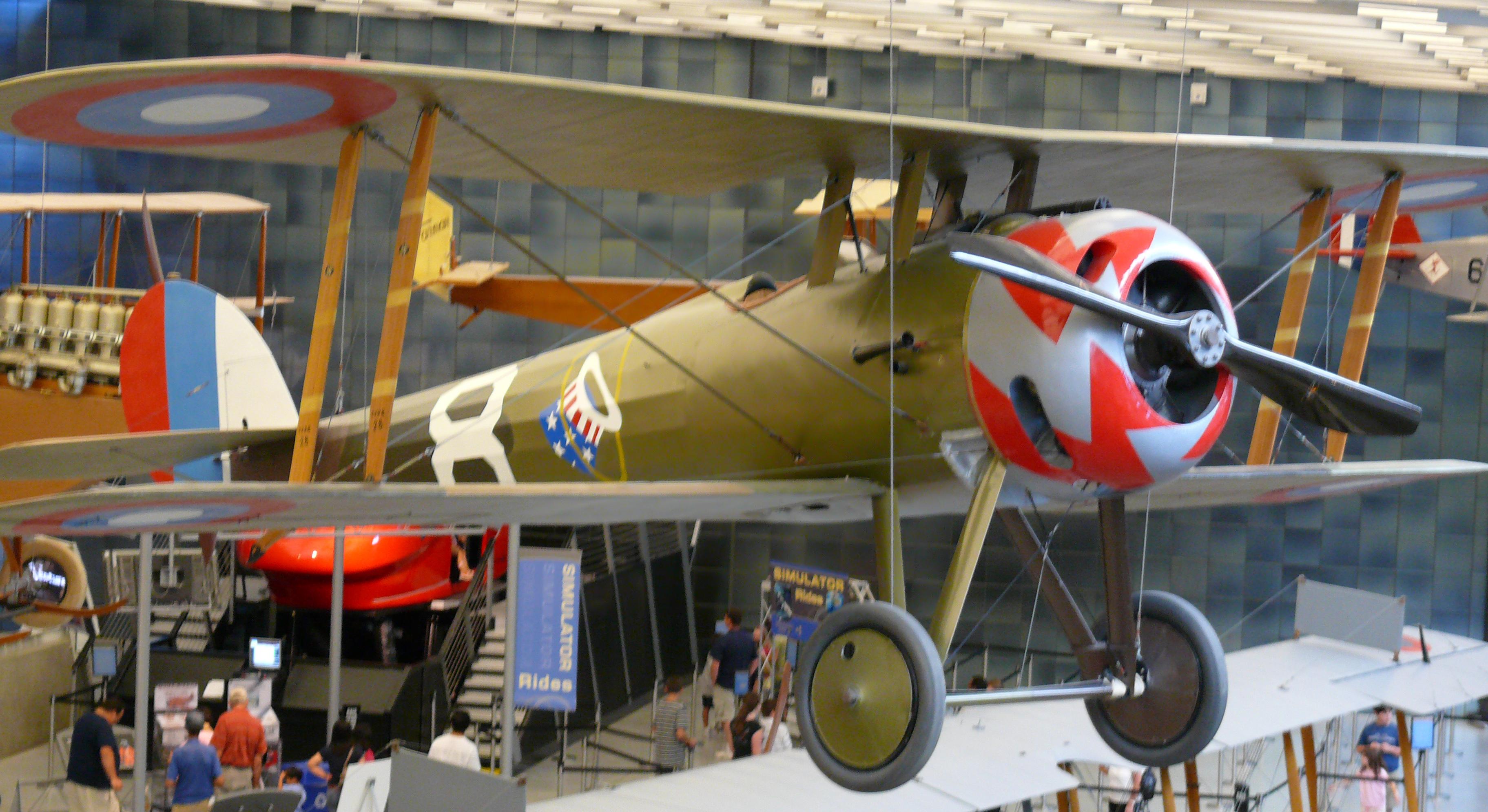 File Nieuport 28c1 Jpg Wikimedia Commons
