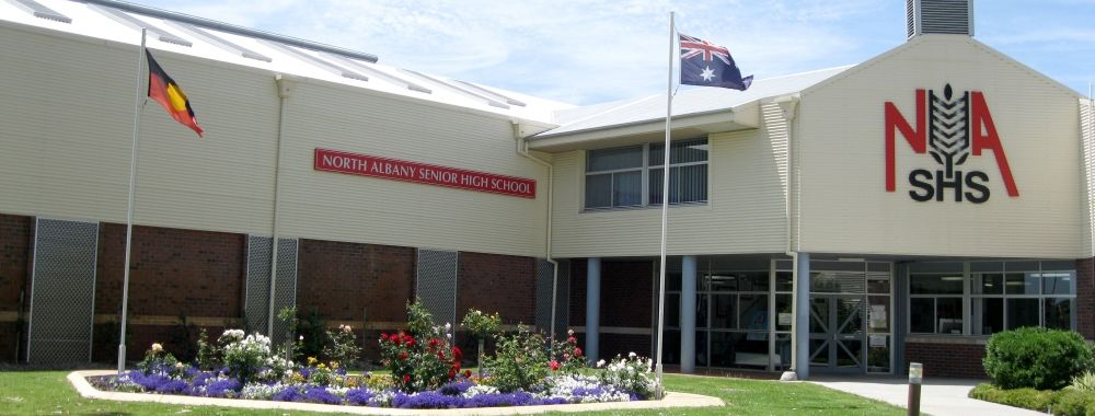 North Albany Senior High School - Wikipedia