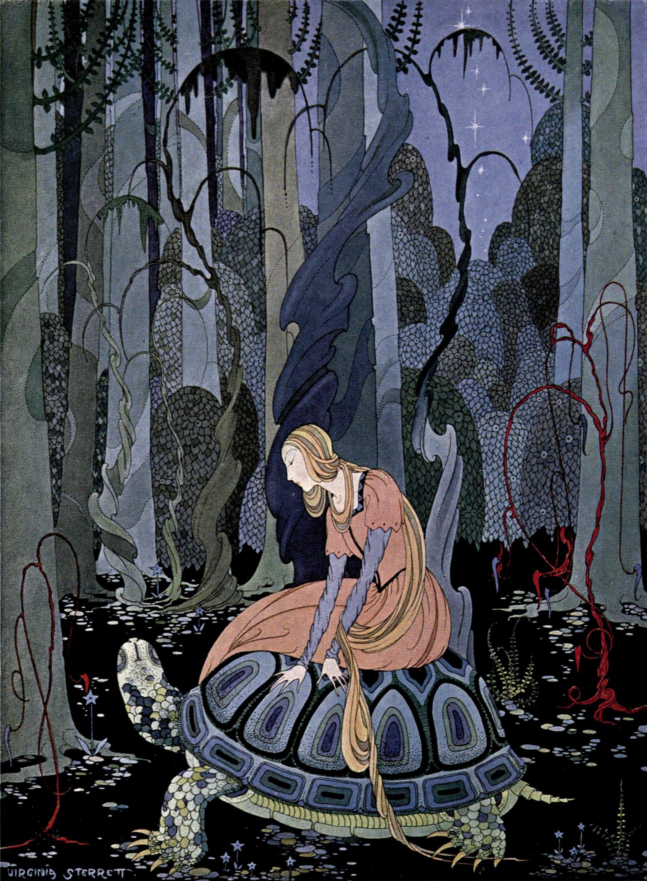 Folktale Openings