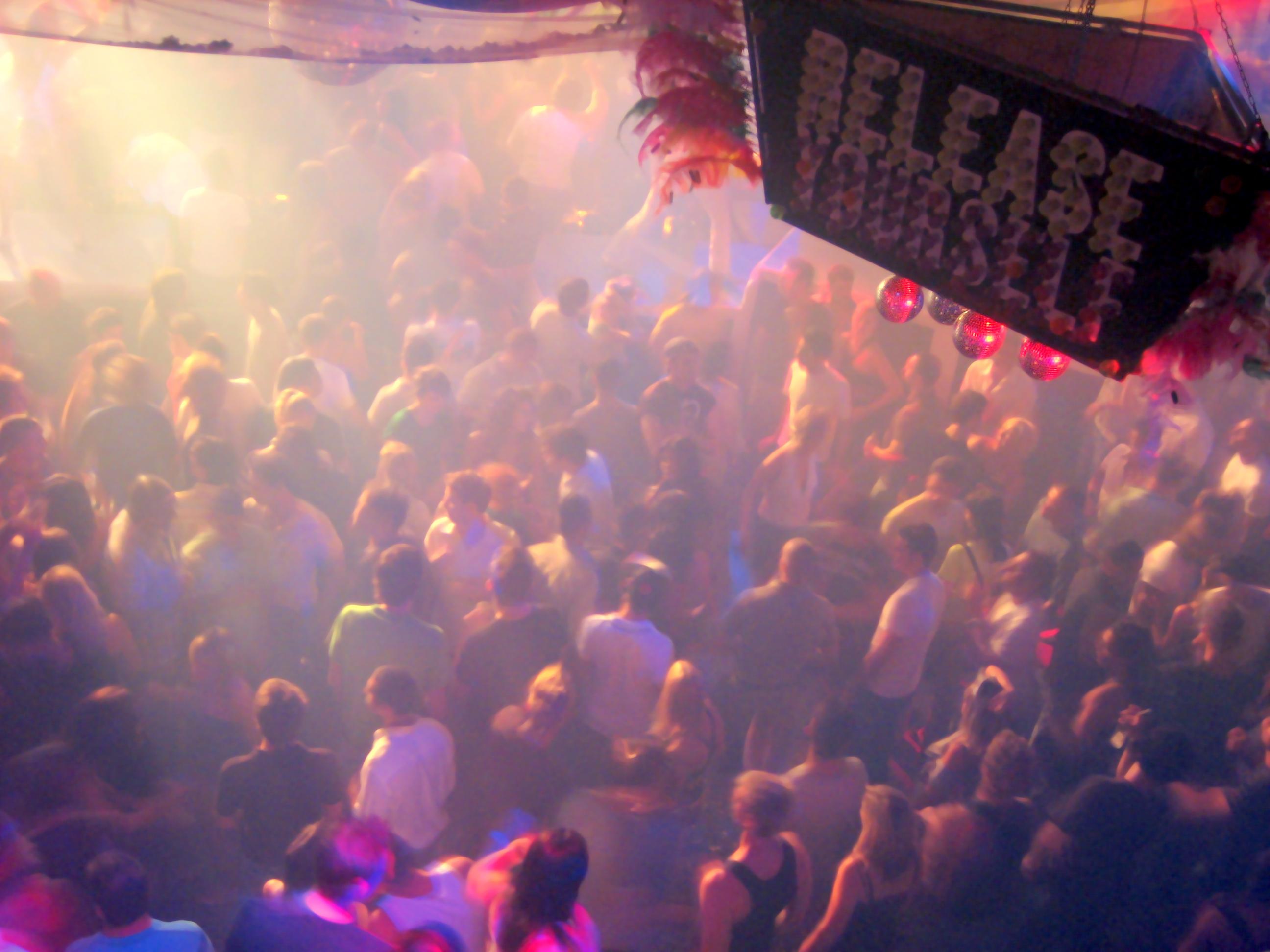 Pacha, a nightclub in Ibiza