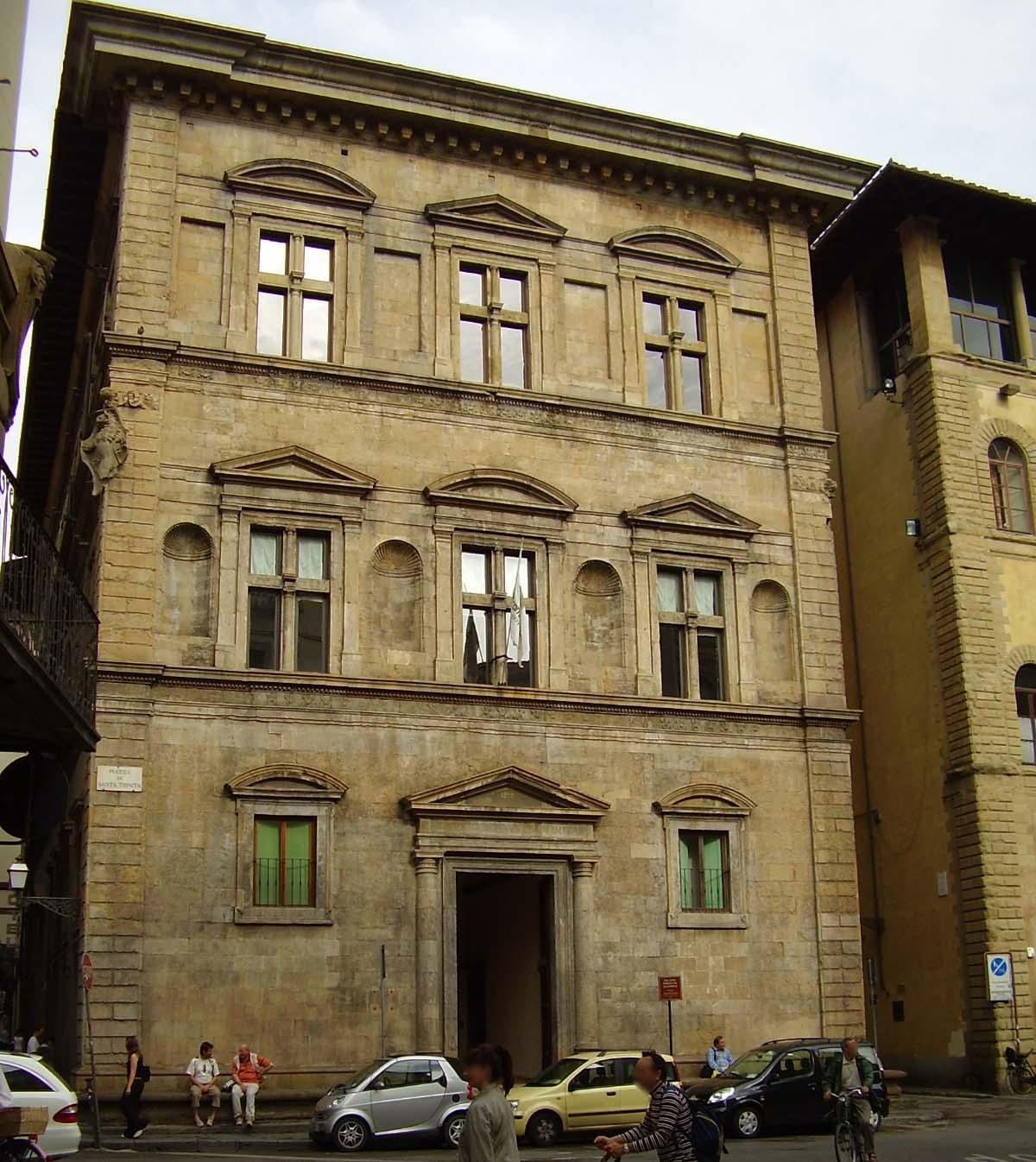 Palazzo Bartolini Salimbeni – Wikipédia