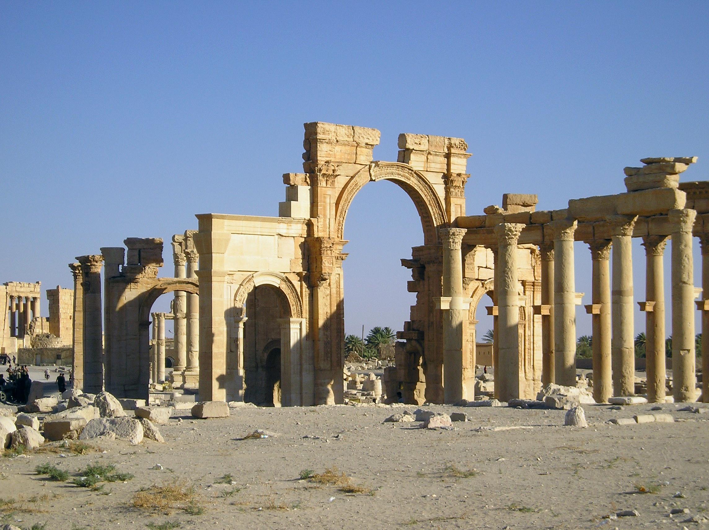 Война в Сирии: надежный тыл – гарант победы