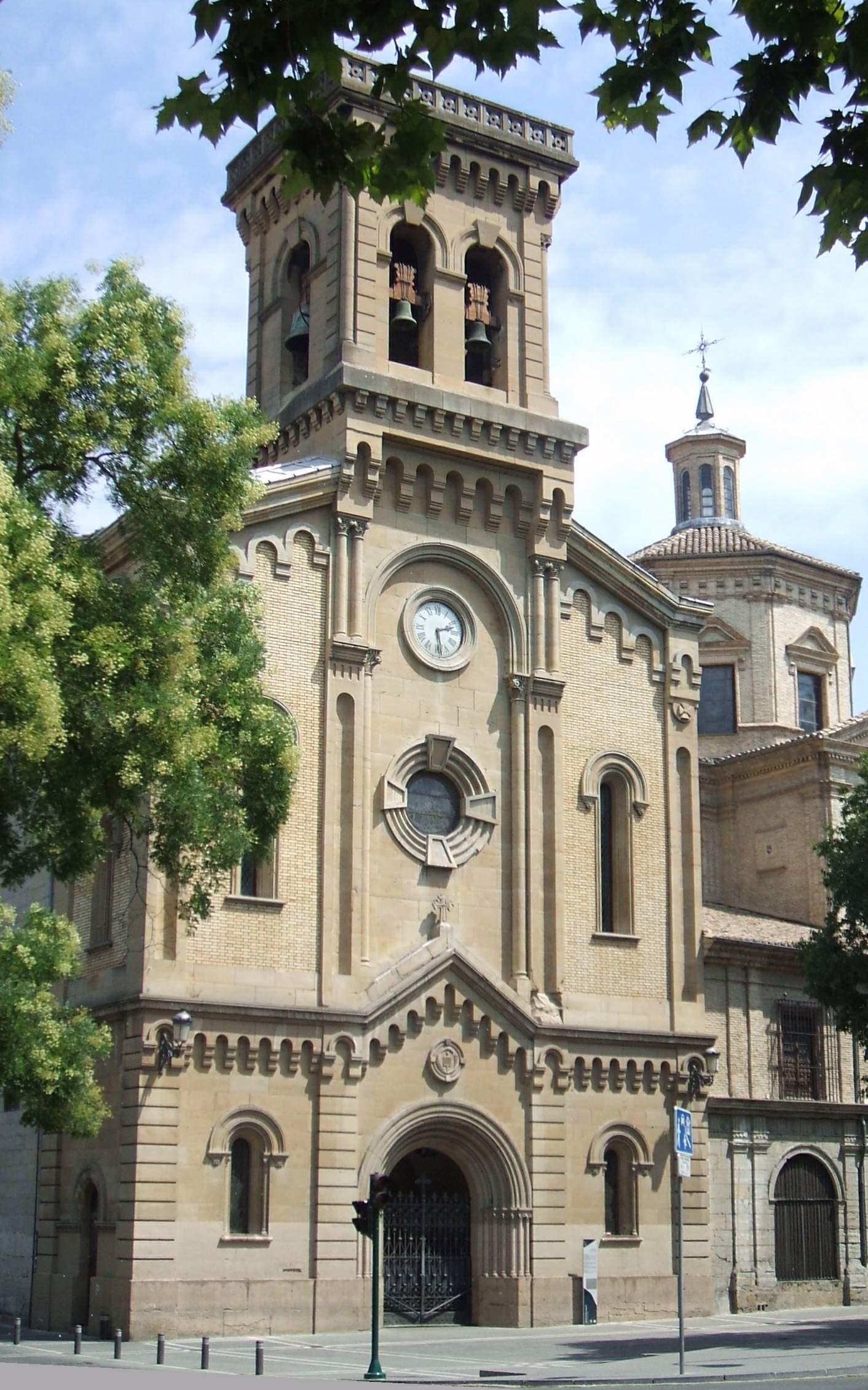 File:Pamplona - Iglesia de San Lorenzo 12.JPG - Wikimedia Commons