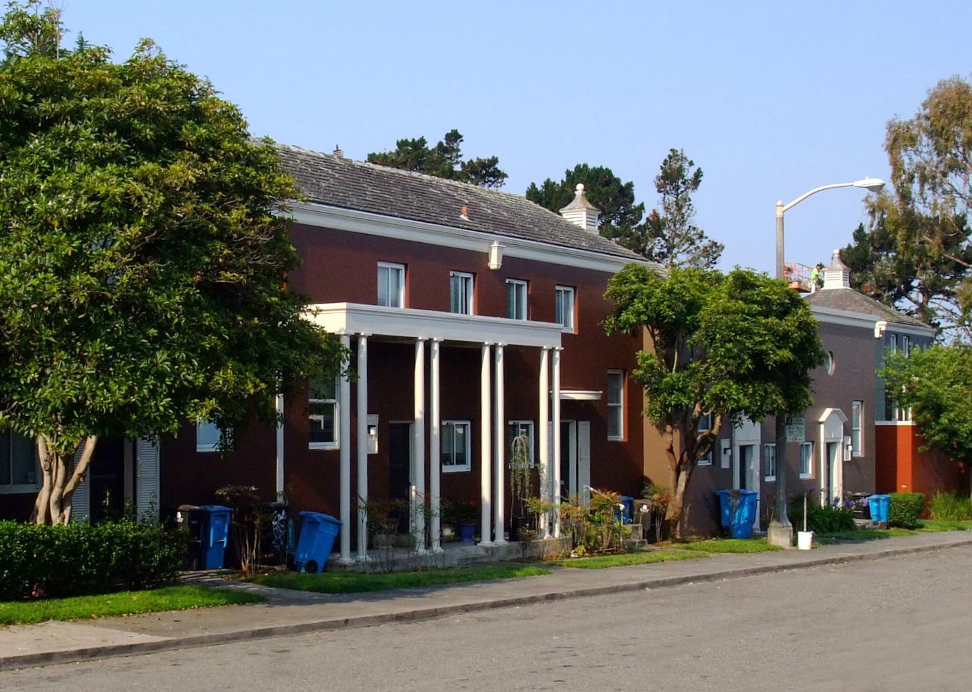 Merced Apartments San Francisco