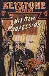 Poster de His New Profession.jpg