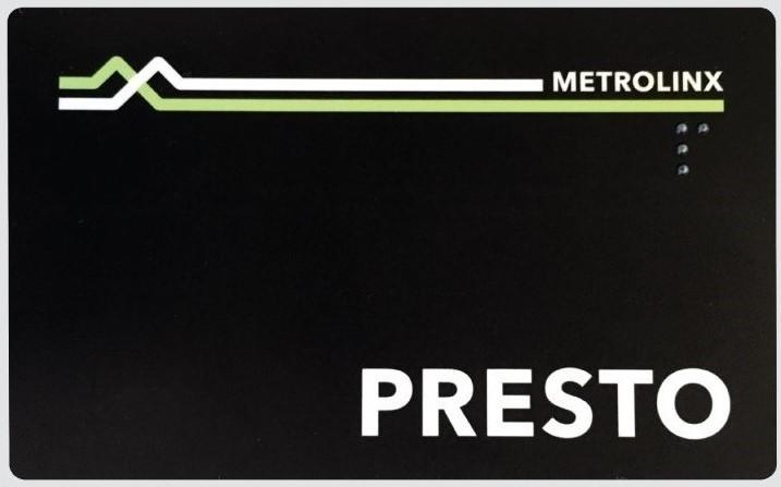 Express Credit Auto >> Presto card - Wikipedia