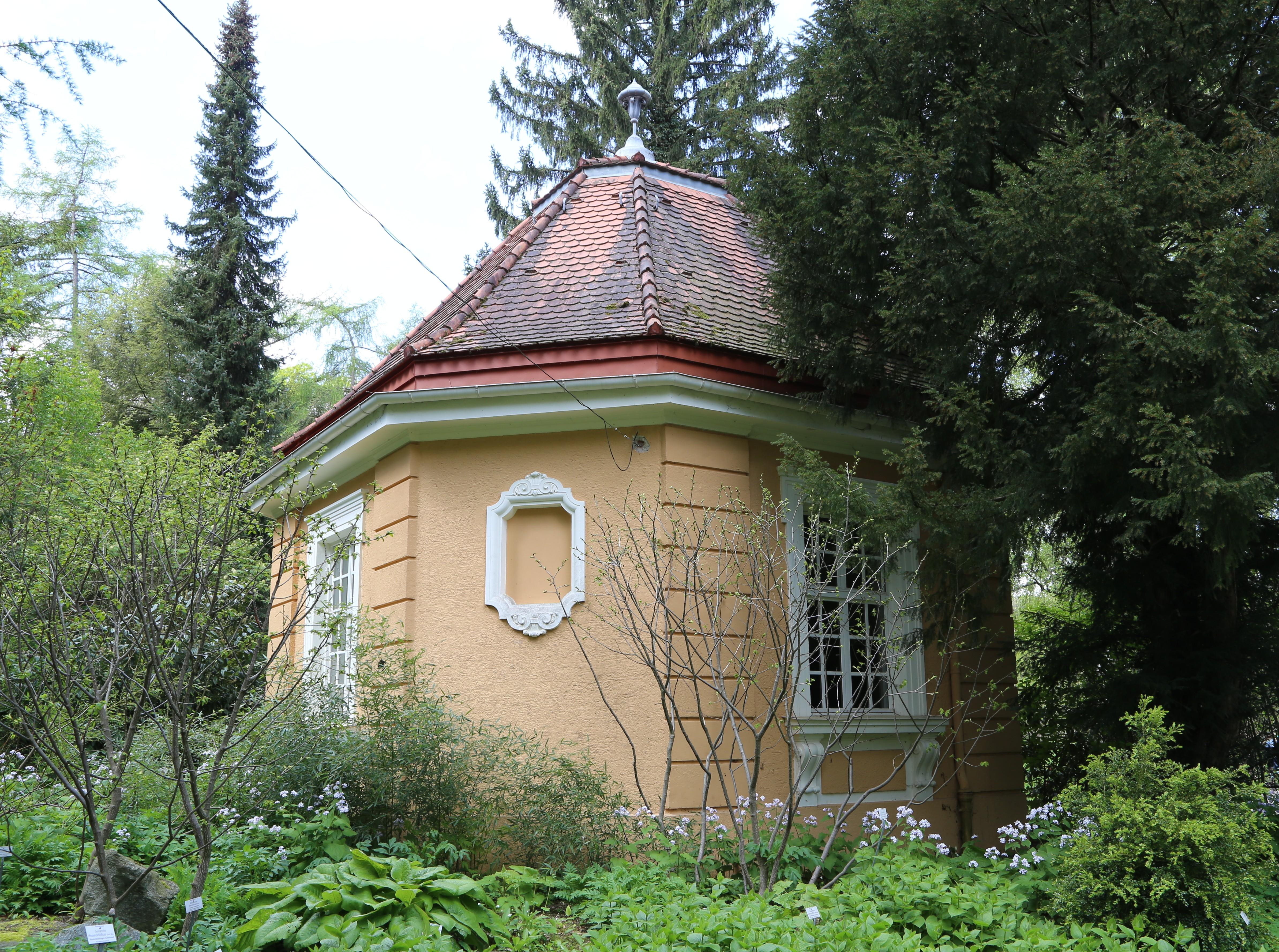 Filepumpenhaus Botanischer Garten Muenchen 1jpg Wikimedia Commons